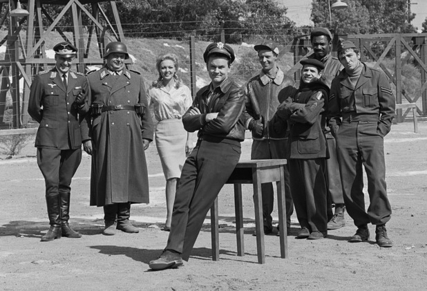 Image result for hogan's heroes IMAGES